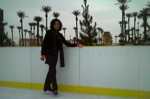 Ice Skating in Las Vegas